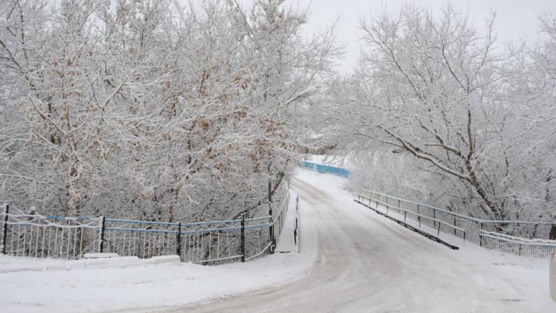 Фотография в Кармаскалинском районе: Прошлогодняя зима в Кармаскалах
