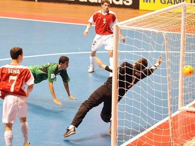 чемпионат по мини-футболу в Кармаскалах