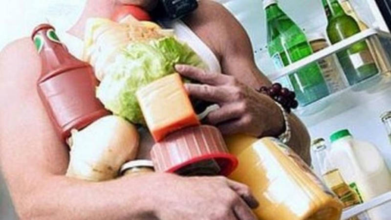 Кража из холодильника