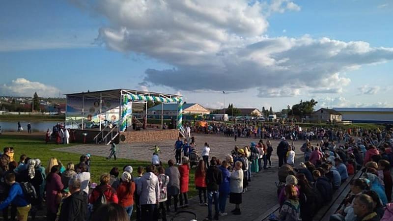 Новый парк «Ак-куль»
